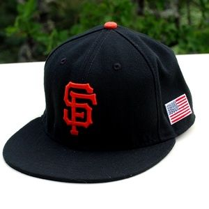 SF Giants New Era Baseball Cap Official On-Field